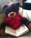 Reader bear